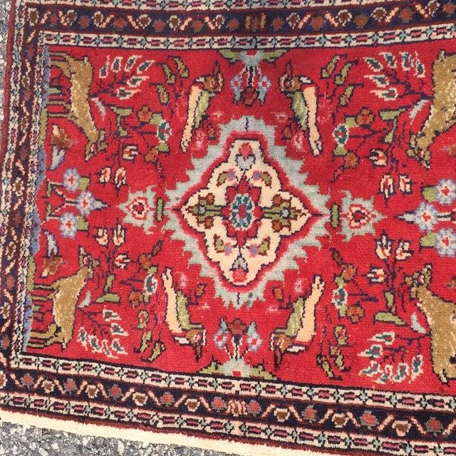 Lilihan Persian Rug - 2′1″ × 2′7″ - Image 3 of 7
