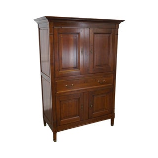 Grange French Directoire Style TV Armoire