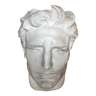 Modern Head Sculpture Planter