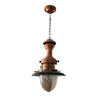 Replica of Portuguese Fishing Light