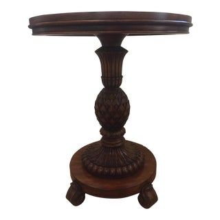 Ethan Allen Sofia Accent Table