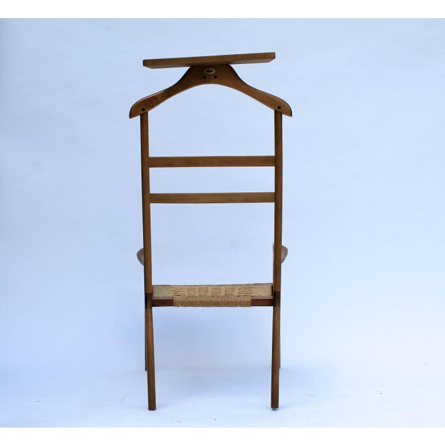 Image of Mid-Century Valet Chair