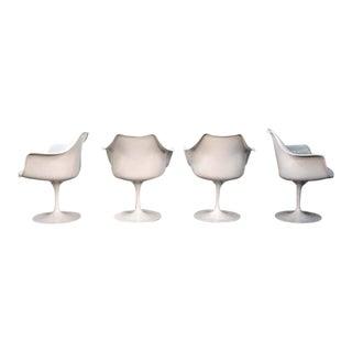 Eero Saarinen Tulip Armchairs - Set of 4