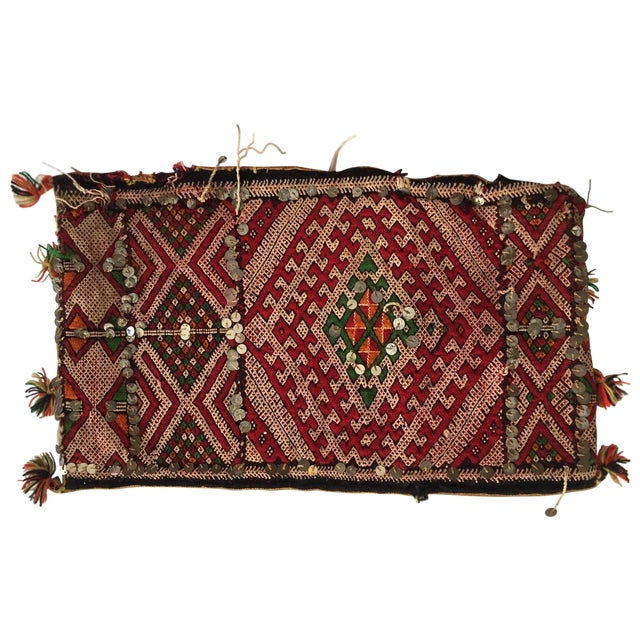 Moroccan Wedding Pillow - Image 1 of 3