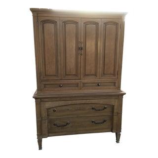 Mid-Century Tall Thomasville Dresser