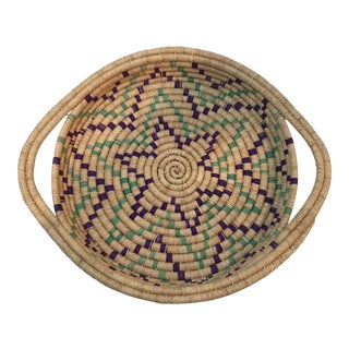 Hand Woven Rattan Tray
