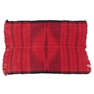 """Vintage Persian Blanket - 3'3""""x4'8"""""""