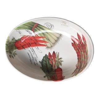 Handmade Italian Serving Bowl, Effetti d'Arte