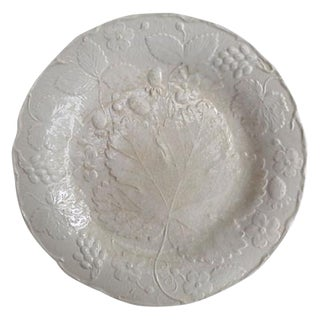 English Ironstone Dinner Plate