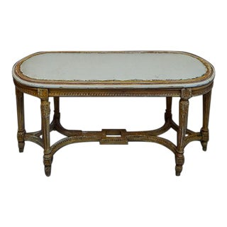 Italian Bench in the Directoire Style (#51-55)