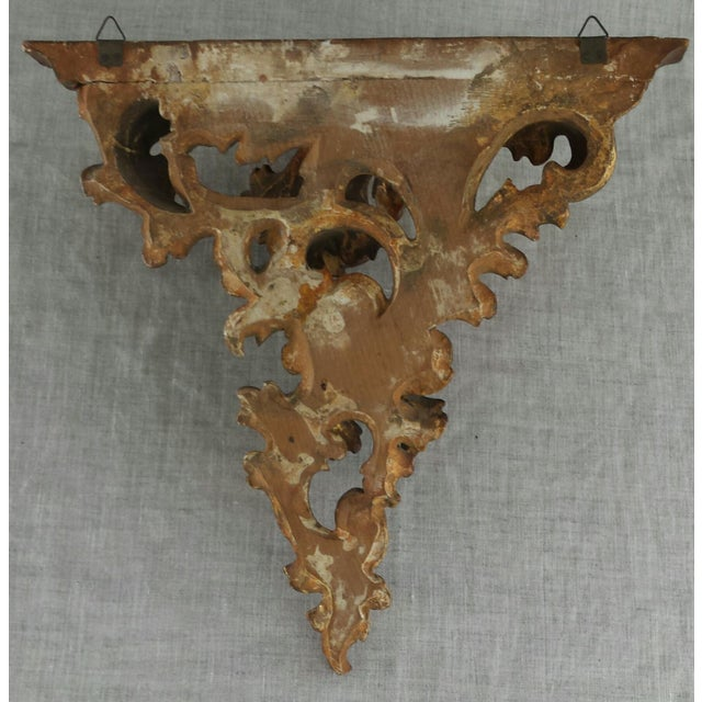 Image of Italian Florentine Wall Sconces - A Pair