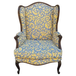 French Traditional Armchair