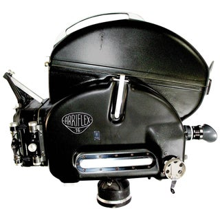 Arriflex Cinema Camera Blimp Housing Circa Mid-20th Large Beauty As Sculpture