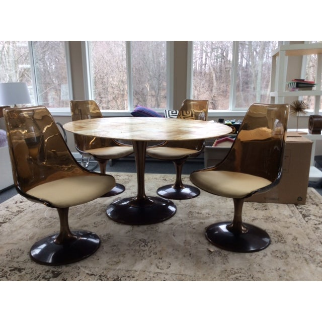 Chromcraft Marquise Dining Set - Image 2 of 6