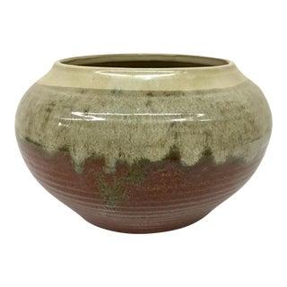Stoneware Artisan Pottery Planter
