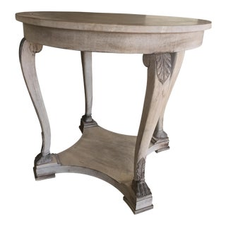 Kindel Oak Side Table