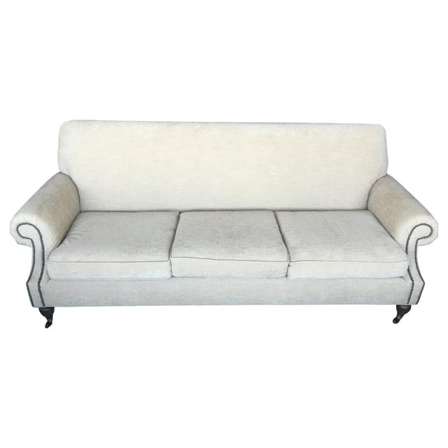 Image of Brooklyn Upholstered Sofa from Pottery Barn