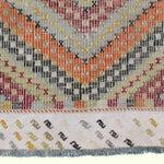 Image of Vintage Turkish Flatweave Kilim - 3'2'' x 4'1''