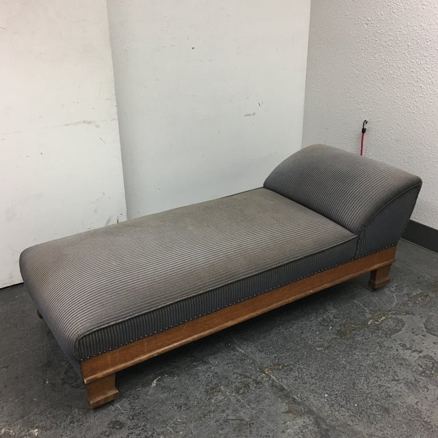 Image of Vintage Chaise Lounge