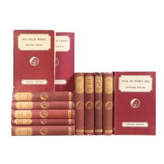 Midcentury Classics: Rudyard Kipling, S/12
