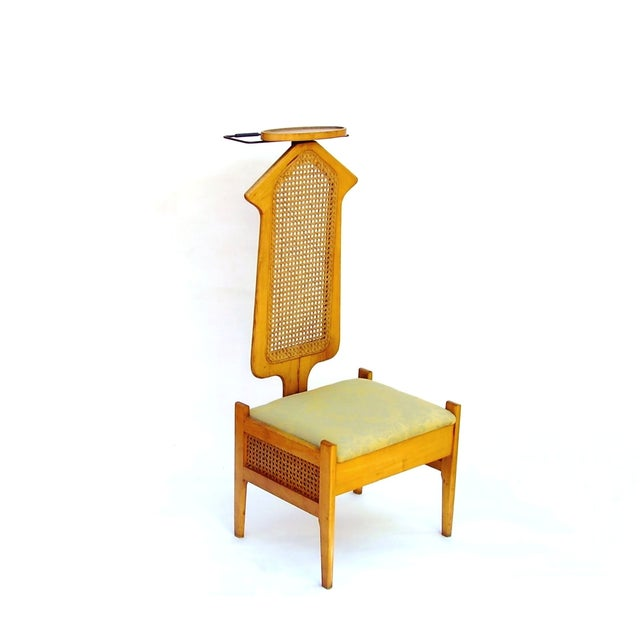 Mid-Century Valet Chair Danish Modern - Image 3 of 7