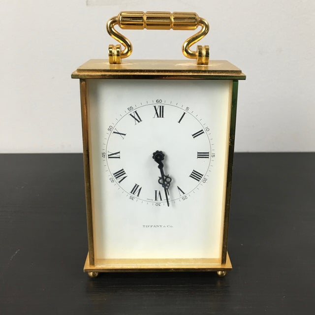Image of Tiffany & Co. Accent Clock