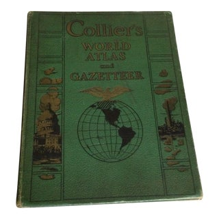 1941 Collier's World Atlas
