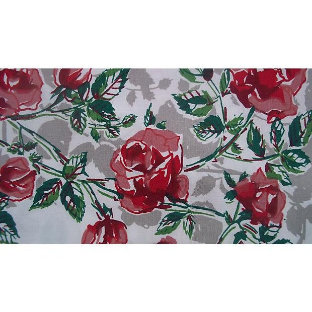 Vintage 1950s Tablecloth - Image 5 of 5