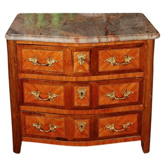 Inlaid, French Regency Commode
