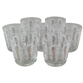 Lo Ball Cocktail Glasses - Set of 7