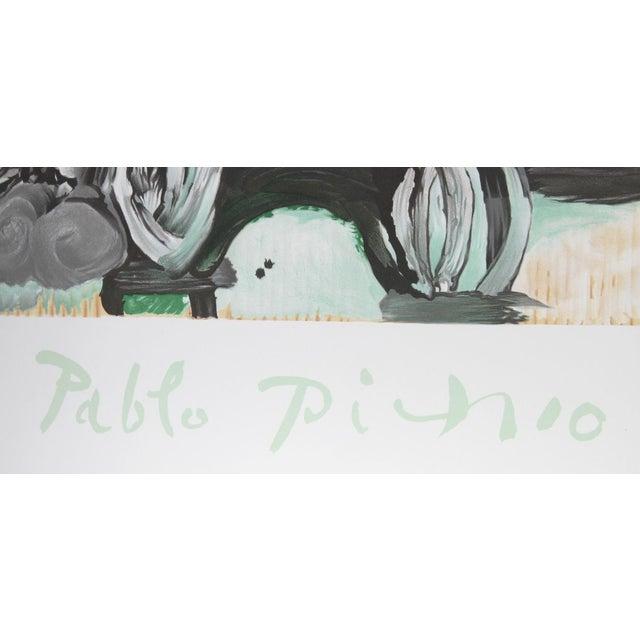 Pablo Picasso - Portrait d'Homme Au Chapeau Estate - Image 2 of 2