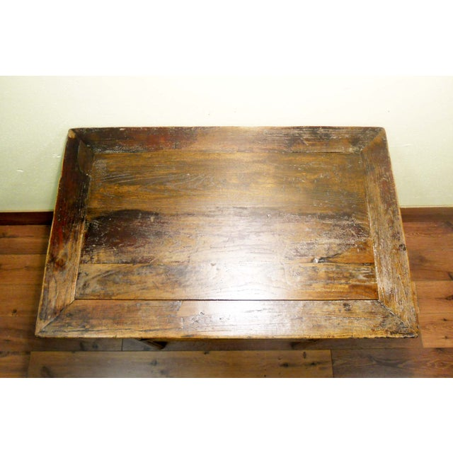 """Antique Ming """"Butterfly"""" Coffer, Camphor Wood - Image 7 of 9"""
