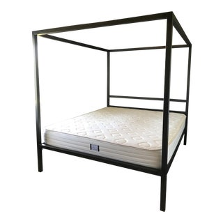 Room & Board Architecture Steel Bed Frame