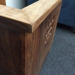 Image of Wooden Lounge Chair