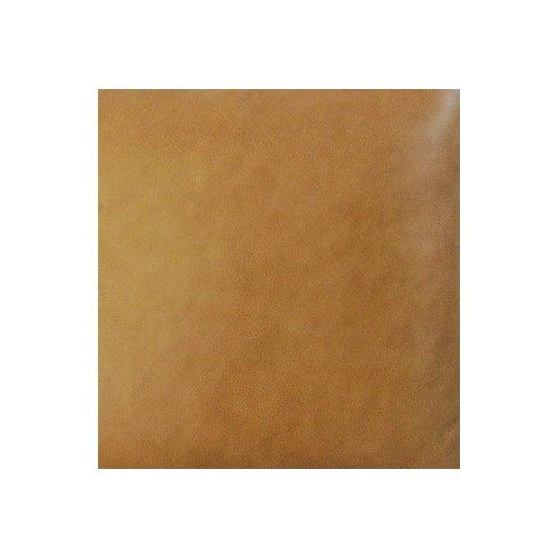 Genuine Italian Leather Pillows - Pair - Image 5 of 5