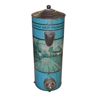 Vintage 1920s Coffee Bean Dispenser
