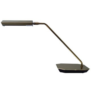 Koch and Lowy Cantilevered Desk Lamp