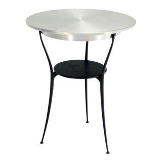 Mid-Century Italian Modern Tri-Leg Cafe Table by Arper