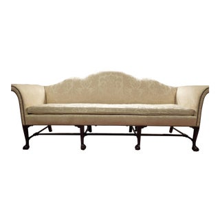 Kindel Irish Georgian Settee