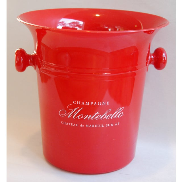 Vintage French Montebello Ice Bucket - Image 2 of 7