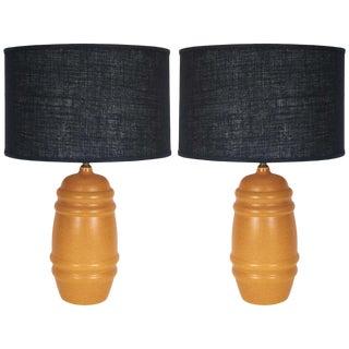 Pair of Royal Haeger Table Lamps