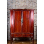 Image of Red Cabinet