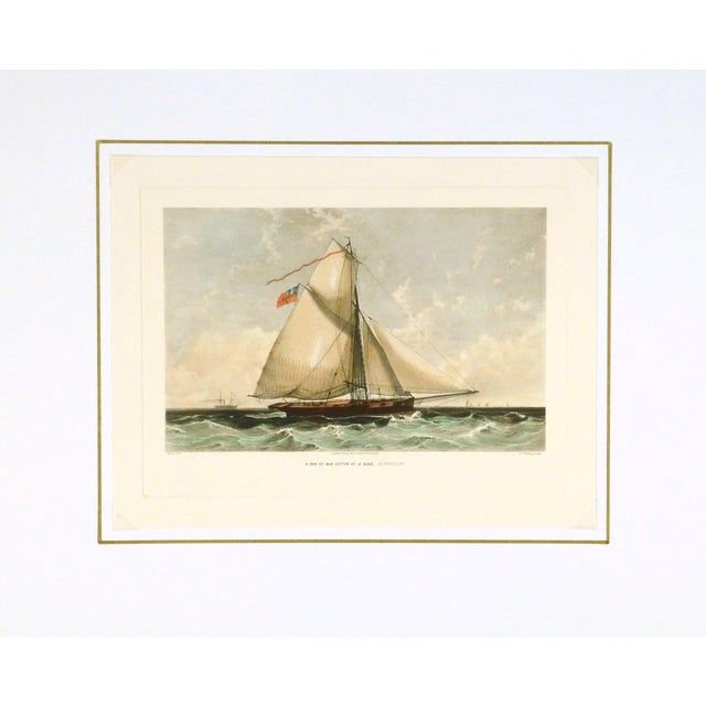 Cutter Ship Sail Boat Print - Image 4 of 4