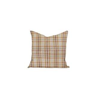 Jane Shelton Buckley Plaid Pillows - A Pair