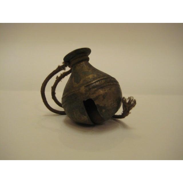 Boho Chic Brass Bell - Image 4 of 5