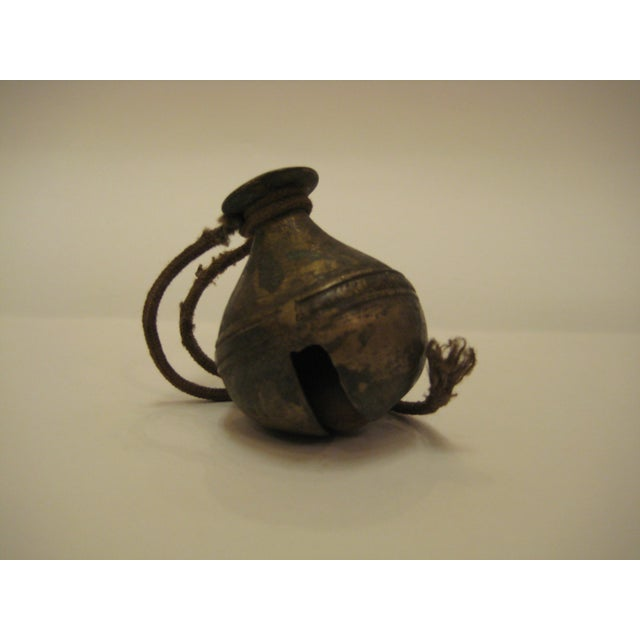 Image of Boho Chic Brass Bell