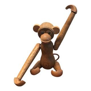 Kay Bojesen-Style Monkey Figurine