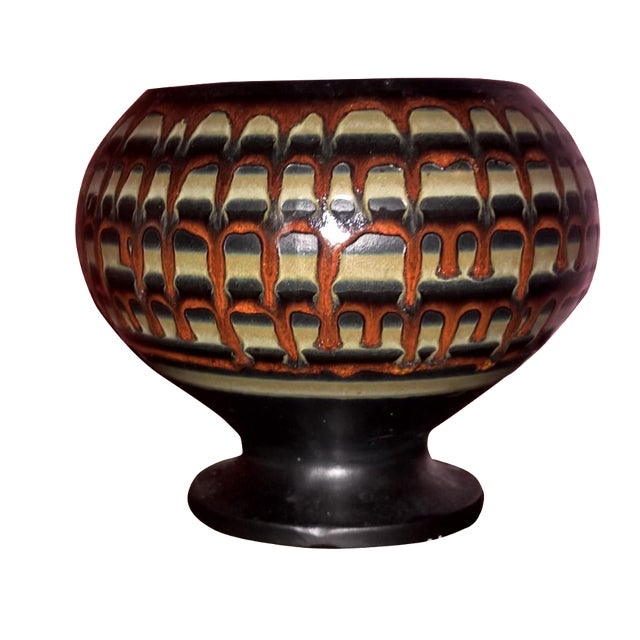 Image of Drip Glaze Planter