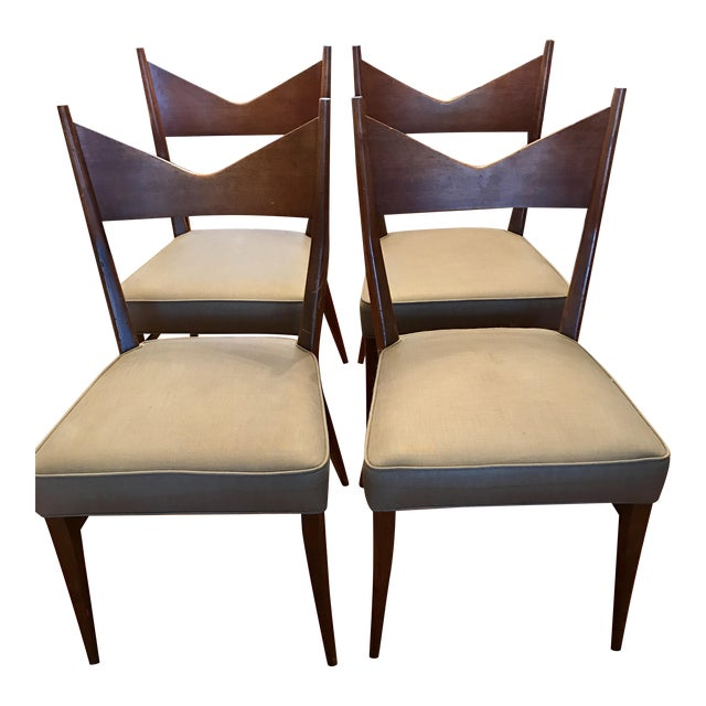 Paul McCobb Calvin Dining Chairs - Set of 4 - Image 1 of 11