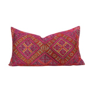 Tribal Antique Swati Pillow
